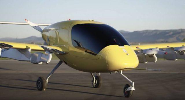 5 Best Personal Aircraft - Passenger Drones (1)