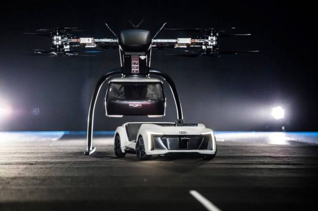 AUDI Flying Car prototype (4)