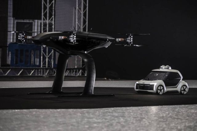 AUDI Flying Car prototype (3)