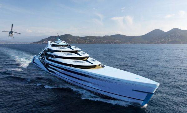 Acionna 175m Superyacht concept (8)