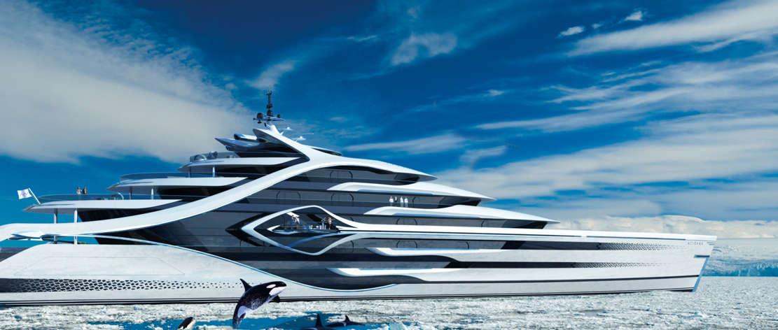 Acionna 175m Superyacht concept (1)