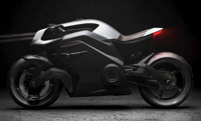 Arc Vector fully-electric Motorcycle