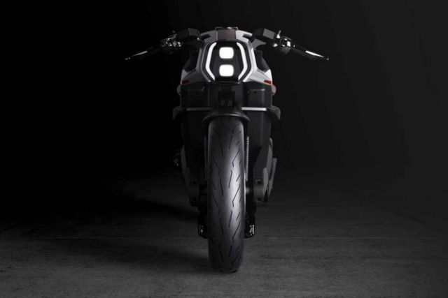 Arc Vector fully-electric Motorcycle (3)