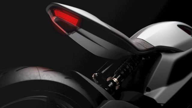 Arc Vector fully-electric Motorcycle (2)