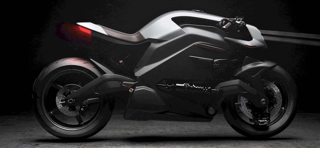 Arc Vector fully-electric Motorcycle (1)