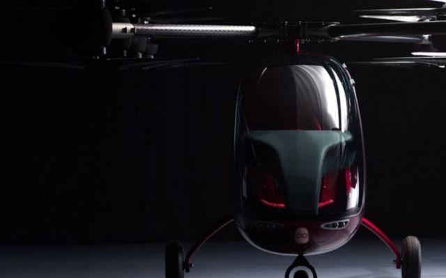 Astro Elroy sleek Passenger Drone (5)