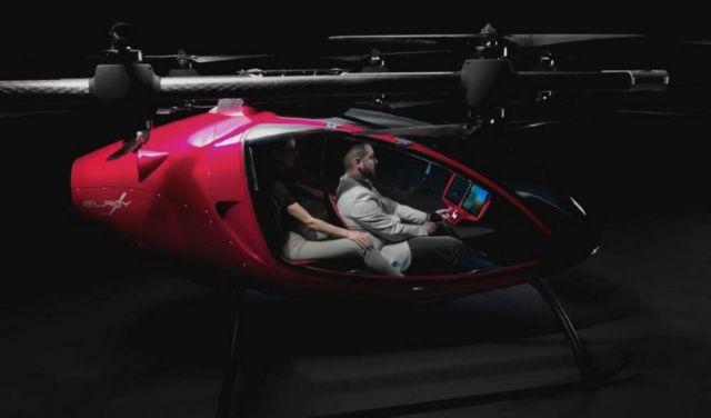 Astro Elroy sleek Passenger Drone (3)
