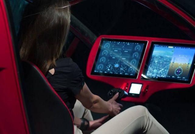 Astro Elroy sleek Passenger Drone (2)