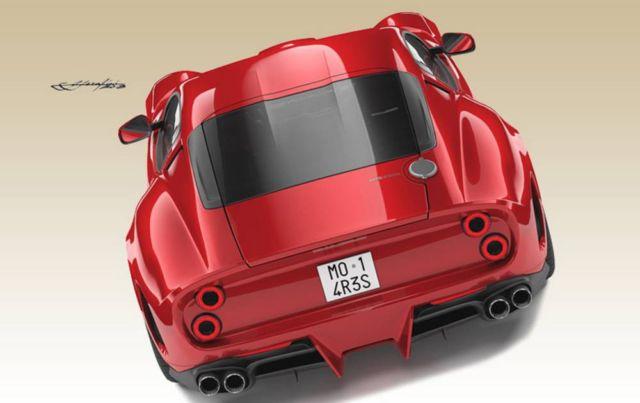 Ferrari 250 GTO by Ares Design (4)