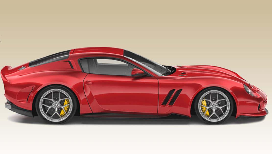 Ferrari 250 GTO by Ares Design (1)