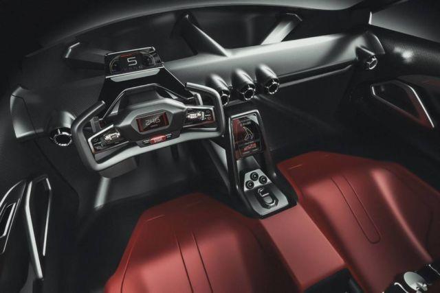 Ferrari F40 Tribute concept by Samir Sadikhov (6)