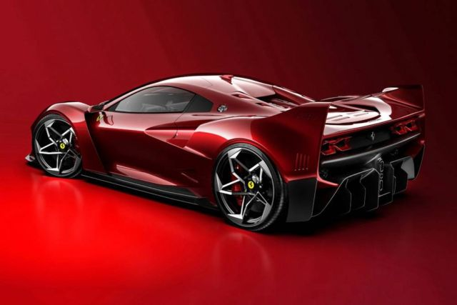 Ferrari F40 Tribute concept by Samir Sadikhov (11)