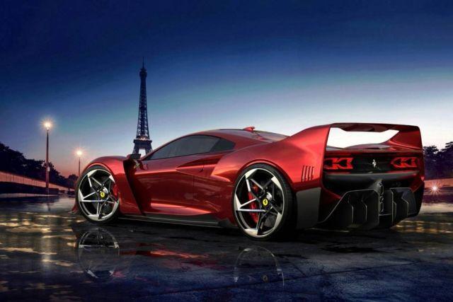 Ferrari F40 Tribute concept by Samir Sadikhov (10)