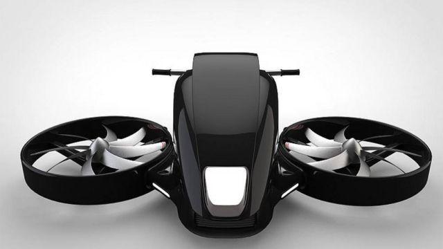 Gyrodrone Concept