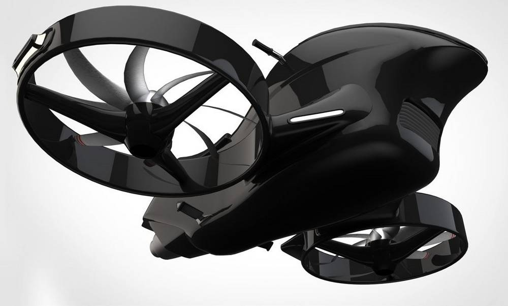 Gyrodrone Concept