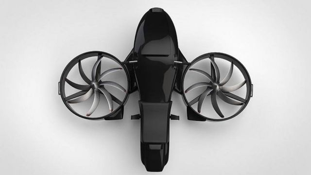 Gyrodrone Concept (3)