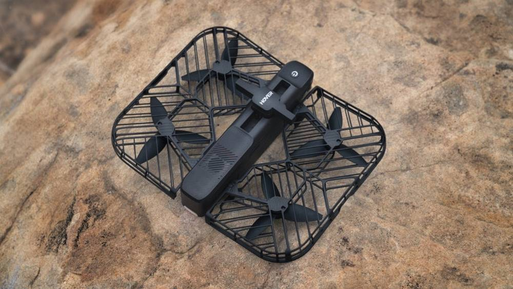 Hover 2 - the 4K Drone that Flies Itself