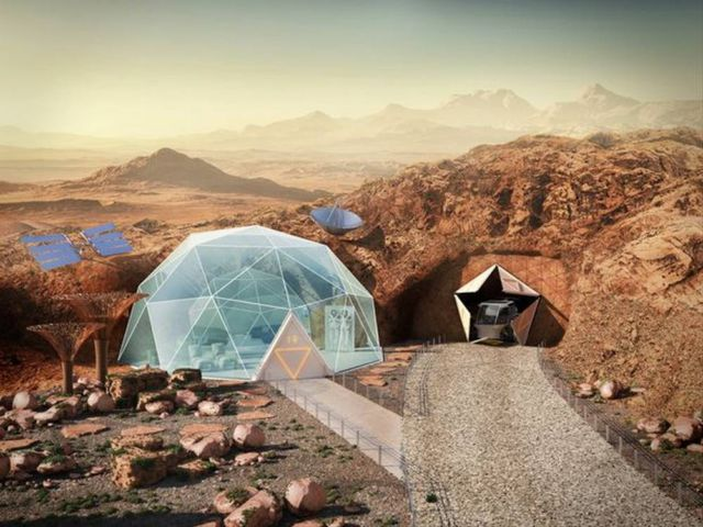 Humans on Mars will Live in Luxury (5)