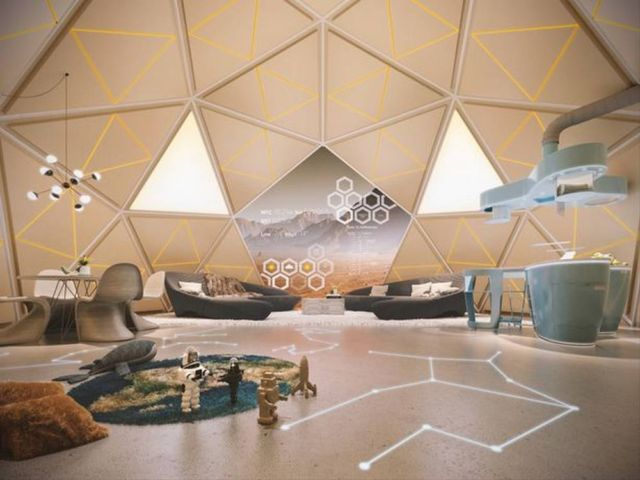 Humans on Mars will Live in Luxury (4)