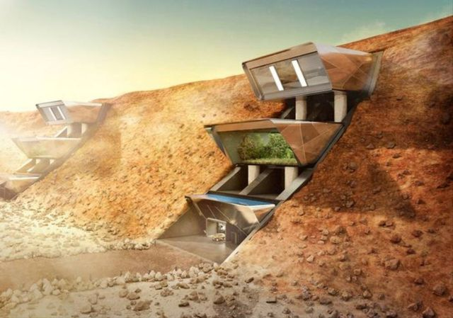 Humans on Mars will Live in Luxury (3)