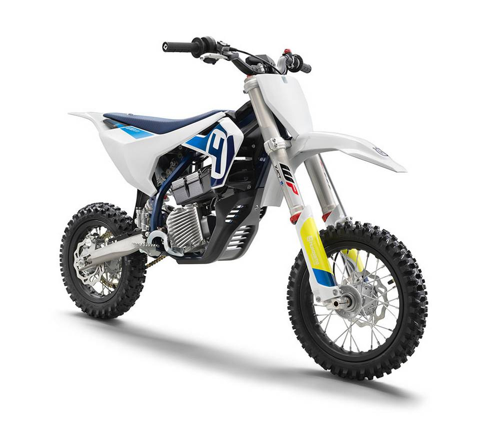 Husqvarna EE 5 First Electric Motorcycle