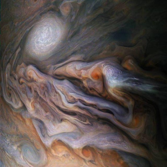 Jupiter's Close Encounter