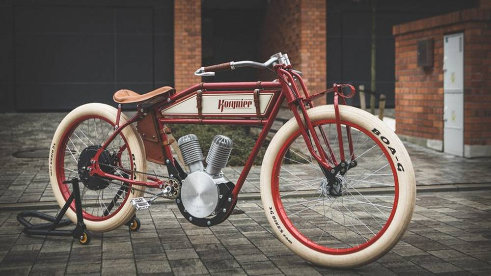 Kosynier 1920s motorcycle ebike (7)