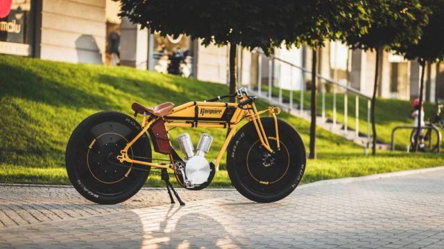 Kosynier 1920s motorcycle ebike (6)