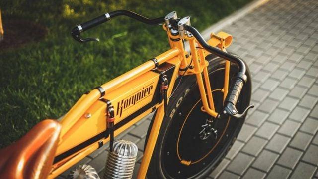Kosynier 1920s motorcycle ebike (2)