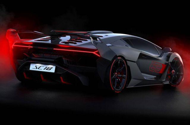 Lamborghini Squadra Corse SC18 Alston supercar (3)