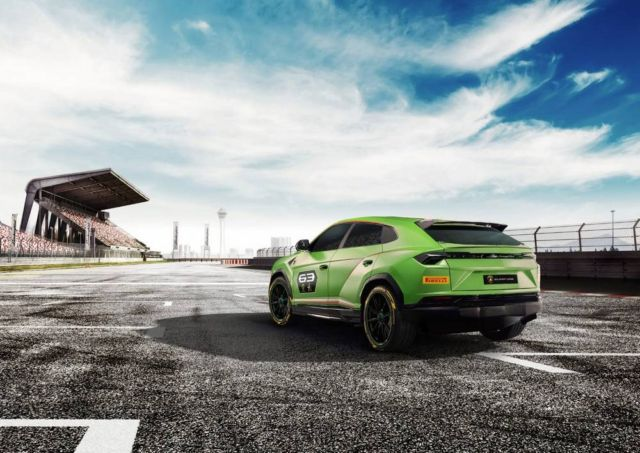 "Lamborghini Urus ST-X ""super SUV"" (5)"