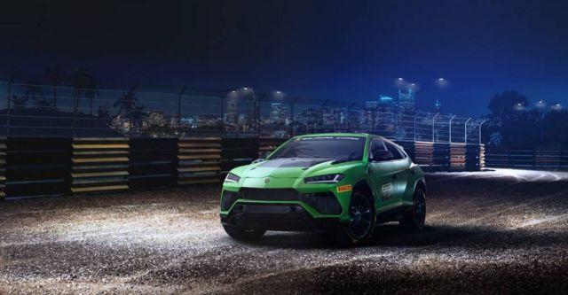 "Lamborghini Urus ST-X ""super SUV"" (4)"