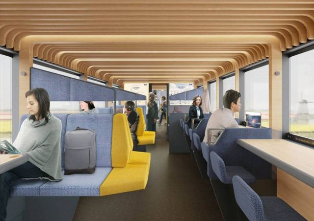 Modular interior of Dutch Trains of the Future (6)