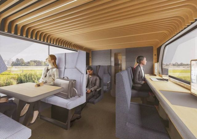 Modular interior of Dutch Trains of the Future (5)