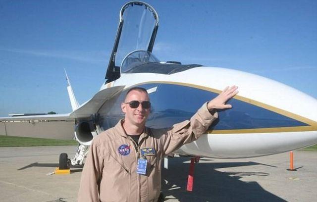 X-59 QueSST Jet