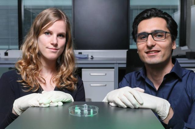 New Hydrogel naturally adheres to soft tissue