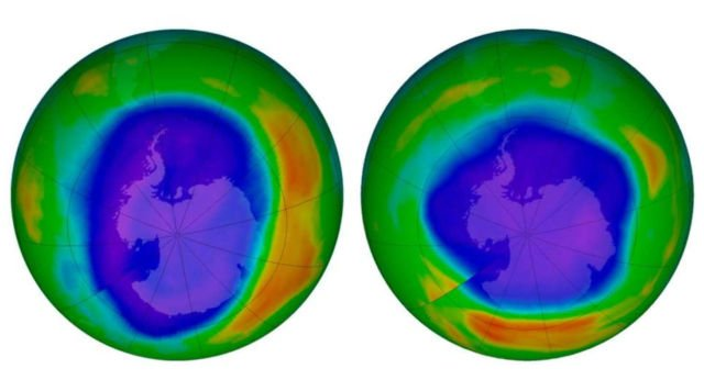 Ozone Layer will be Completely Healed by the 2060