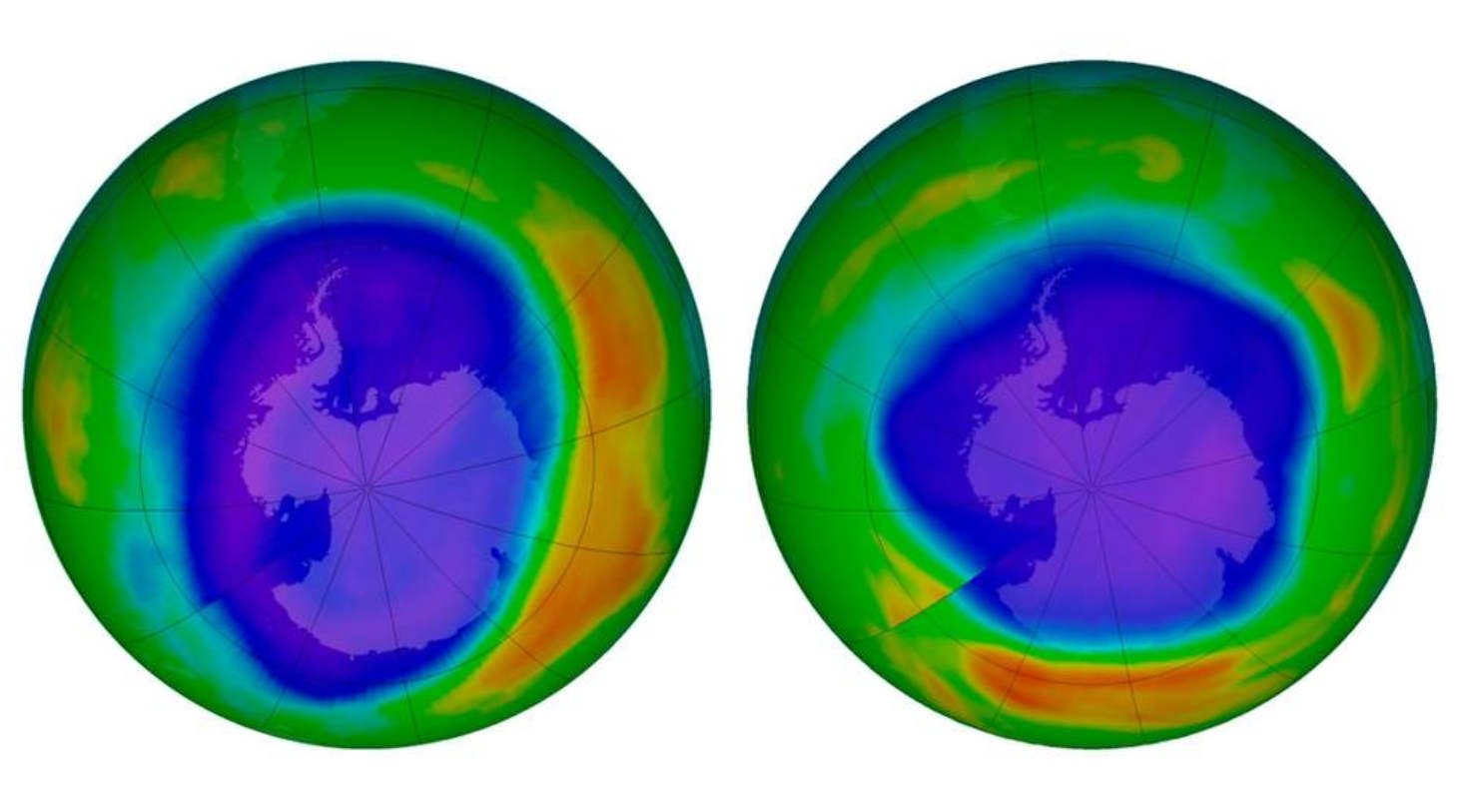 Ozone Layer will be Completely Healed by the 2060s