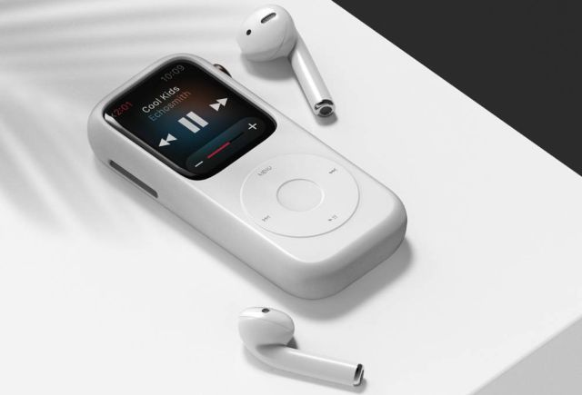 Pod Case for Apple Watch Series 4 (9)