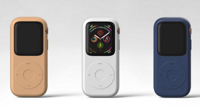 Pod Case for Apple Watch Series 4 (7)