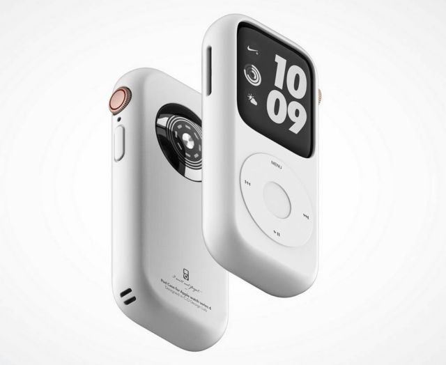 Pod Case for Apple Watch Series 4 (6)