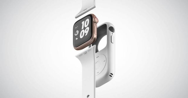 Pod Case for Apple Watch Series 4 (5)