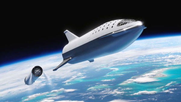 SpaceX to test a Mini Version of its Big Falcon Rocket