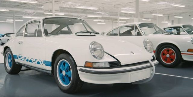 The Super-Secret White Porsche Collection (3)