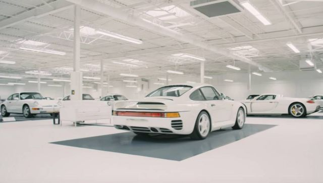 The Super-Secret White Porsche Collection (2)