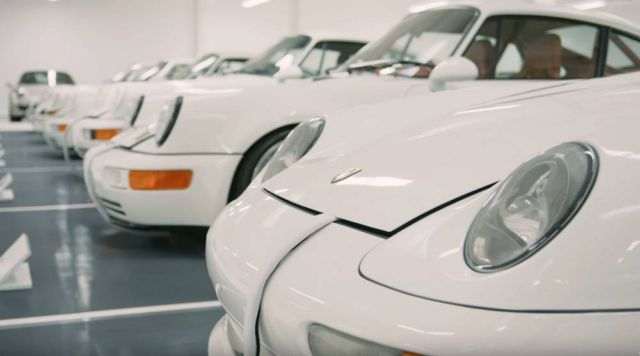 The Super-Secret White Porsche Collection (1)