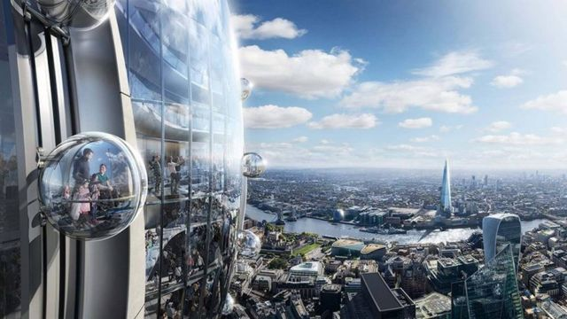 The Tulip- 305 meter tall Tower in London (6)