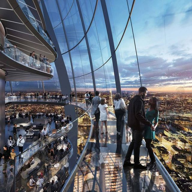 The Tulip- 305 meter tall Tower in London (5)