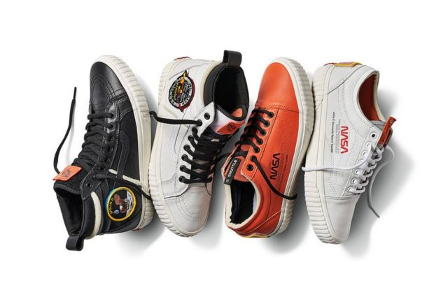 Vans - NASA Space Collection