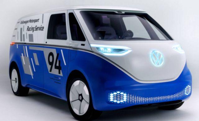 Volkswagen I.D. Buzz Cargo First Look